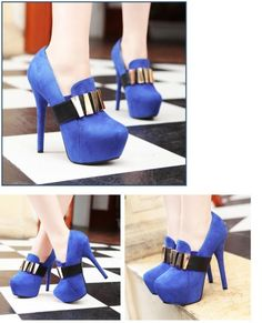 Mushroom Street 2013 new European and American high-heeled shoes - $42.00 : Goodinthebox.com store!