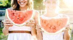 Rezept für Wassermelonen-Brot - So gelingt Ihr Wassermelonen-Brot