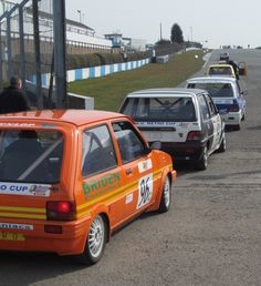 MGCC Metro Cup, Donington Park, 7th April 2013.