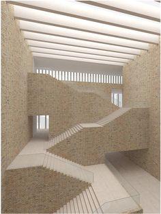 M9 - Nuovo polo culturale a Venezia-Mestre David Chipperfield Architects