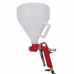 Free Shipping High Quality 6L Pneumatic Hopper Spray Gun Air Paint Gun Spraying Equipment Used for Applying Decking Surface #Affiliate