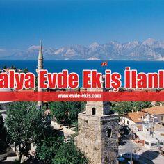 Antalya Evde Ek iş ilanları