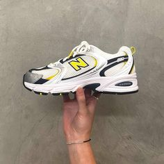 """Goodhood on Instagram: """"The ultimate nineties throwback sneaker, the New Balance 530 just landed on-site🤘#newbalance"""" New Balance, Shallow, Sneakers, Shoes, Instagram, Fashion, Tennis, Moda, Slippers"""