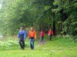 De Cranespoor wandeltocht is de opvolger van de Mooiste Wandeling van Nederland. Wandel 13, 21, 27 of 38 km door het afwisselende landschap van de Noordoostpolder. De tocht loopt grotendeels in en om het Kuinderbos en Kuinre. Je loopt over het fiets- en wandelnetwerk, maar ook over onverharde bospaden. De langste afstand maakt ook buiten het bos enkele uitstapjes, om aan de benodigde kilometers te komen