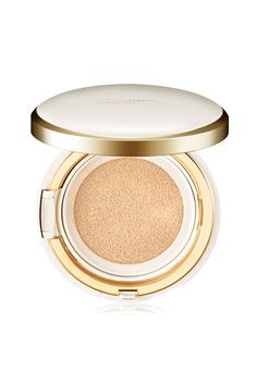 Easy Coverage   Cushion compacts are as fun as they are efficient. Sulwhasoo's version is easy to use and offers radiant, even coverage. Plus, it has moisturizing properties that'll save your skin in the colder months.