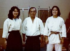 Koichi Tohei Sensei (1979)