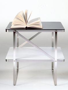 FLEXFORM CARLOTTA small #table, designed by Antonio Citterio