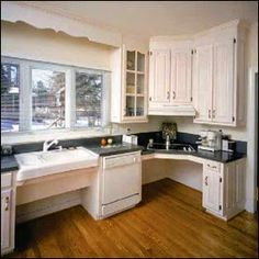 1000 Images About Ada Kitchen On Pinterest Wheelchairs Dishwashers And Ovens