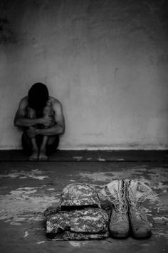 Post Traumatic Stress Disorder by Michael Ramage