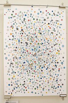 Dots by Daniel Eatock