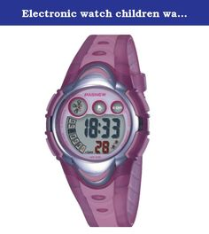 Electronic watch children watch / Girls Boys Watches / waterproof sports watch / running high school students watch-pink. Watches Mirror Material: plexiglass mirror Movement Type: Electronic Watch Type: Children Style: Cute Strap Material: Rubber Shape: Round display: digital waterproof depth: 30 meters life waterproof additional features: 24 hours indicates the calendar alarm table debit formula: buckle bottom of the table type: crown type: dial thickness: 14mm dial diameter: 41mm pop...