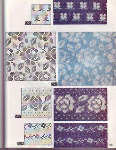 700 Vzorov - Volshebnyj klubok - Donna Taylor - Picasa-verkkoalbumit