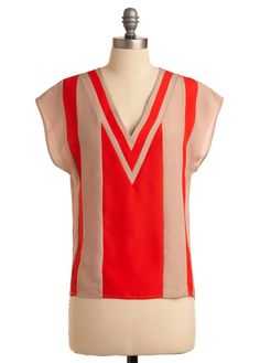 ModCloth Count on V Top ($60)