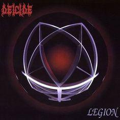 Deicide - Legion LP Record Album On Vinyl