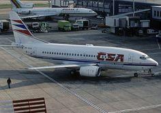 OK-XGA Boeing 737-55S CSA