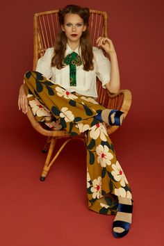 Orla Kiely Spring 2018 Ready-to-Wear Undefined Photos - Vogue