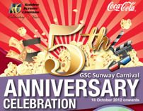 Anniversary Poster :: GSC