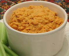 Pumpkin Hummus//Daniel Fast Recipes *must try