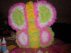 butterfly Diy Pinata