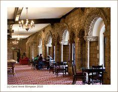 Durham Castle - Interior by CarolAnneS, via Flickr