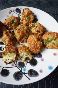 Brokkolinuggets mit Hähnchen und Käse von breifreibaby