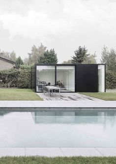 """theminimarket: """" ideasgn: """" House DS by GRAUX & BAEYENS architecten """" clean / minimal aesthetic """""""
