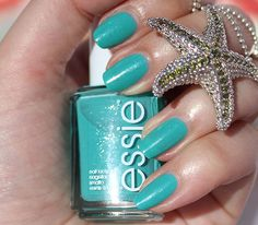 Essie Naughty Nautical swatch Essie, Swatch, Nautical, Nail Polish, Nails, Navy Marine, Finger Nails, Ongles, Nail