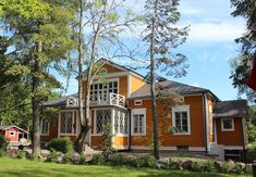 Nedre Juun Manor (Espoo, Finland) Cities In Finland, Urban City, Facade, Home And Garden, Cabin, Mansions, Country, Buildings, Architecture