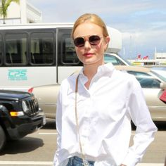 Kate Bosworth 90s Shoes