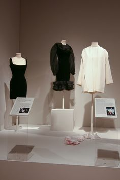 Femme Fatal costumes from True Lies (1994) and Basic Instinct (1992).