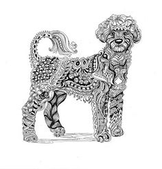 Art Room Blog: Zentangles by Verne...