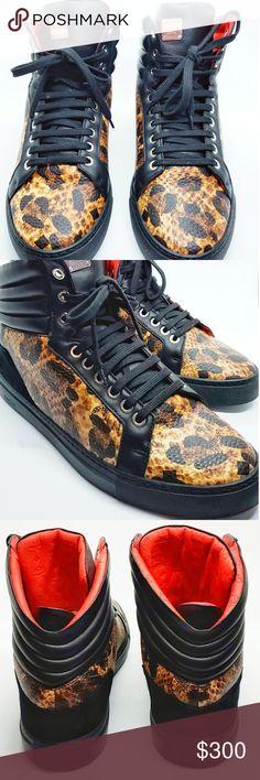 Converse Metallic Aqua Blue Glacier High Top Sneakers Size EU 37 (Approx. US 7) Regular (M, B) 6% off retail