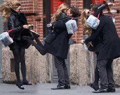 The Olivia Palermo Lookbook : Olivia Palermo + Johannes Huebl: Crazy In Love