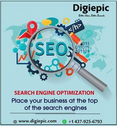 Best SEO Company in Canada for ranking your keywords & increase the website visibility with affordable SEO packages. Seo Packages, Best Seo Company, Seo Services, Search Engine Optimization, Digital Marketing, Canada