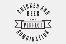 Chicken and Beer - The Perfect Combination