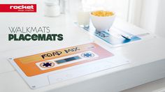 Walkmats - PLACEMATS - by Rocket