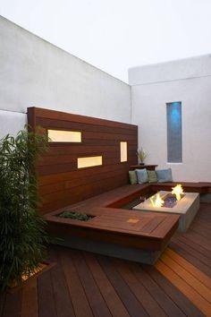 Simple Deck Design Ideas | DesignArtHouse.com - Home Art, Design, Ideas and Photos