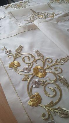 Motifs, Elsa, Tutorials, Brooch, Embroidery, Jewelry, Needlepoint, Kaftan, Projects