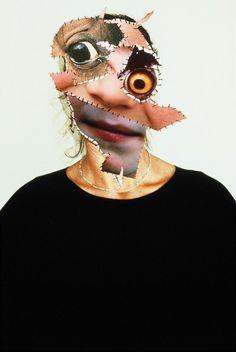 Annagret Soltau Art Du Collage, Face Collage, Collage Portrait, Photomontage, Collages, Fantasias Halloween, Photoshop, A Level Art, Illustrator