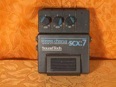 SOUNDSTECH SCX:7 CHORUS VENTA-CAMBIO / SALGAI-ALDATZEKO / SALE-TRADE! 32€!! http://www.kitarshokak.com/listado.php?lang=es&id=1431&seccion=3 @choruspedal @effectsbay @pedals @effects @soundtech