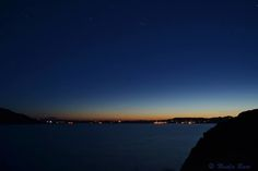 """""""nightscape dunree"""" by nualabarr Celestial, Mountains, Sunset, Nature, Travel, Outdoor, Outdoors, Naturaleza, Viajes"""