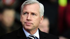 Alan #Pardew (Newcastle United FC)  Newcastle United FC manager, Alan Pardew during the English Premier League match against Southampton FC