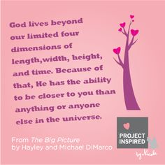 Inspiration and Life Advice for Christian Girls #projectinspired