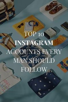 Every Guy Should Follow These Insta Account  #mensfashion