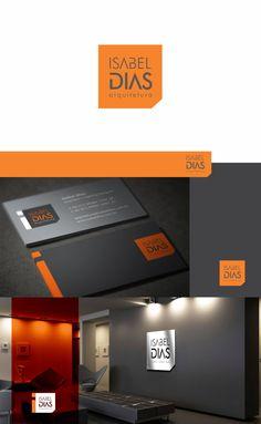 Logo Isabel Dias Arquitetura « Ivancco Design