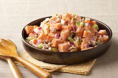 Roasted Sweet Potato Salad Recipe - Kraft Canada