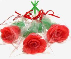 Lindsay Ann Bakes: Simple Gumdrop Roses