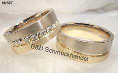 Trauringe -868- White Gold Wedding Bands, Wedding Rings, Amazing Weddings, Hair Beauty, Engagement Rings, Bridal, Safari, Alice, Jewelry