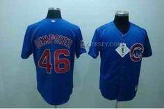 http://www.xjersey.com/cubs-46-ryan-dempster-blue-jersey.html Only$34.00 CUBS 46 RYAN DEMPSTER BLUE JERSEY #Free #Shipping!