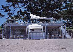 海小屋SUS(海の家2004)